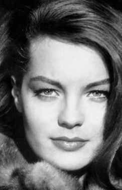 Romy Schneider - impossible to forget this face
