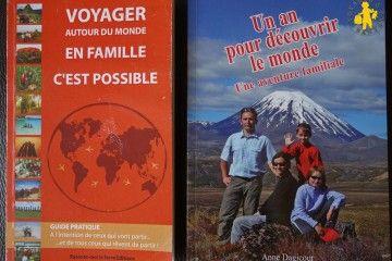 Livres pour préparer un tour du monde en famille - Voyages et Enfants