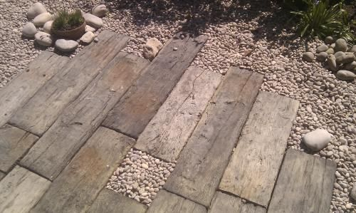 Concrete Pavers That Look Like Wood Yahoo Search Results