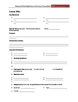 Degree Worksheets