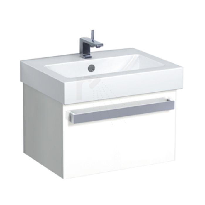 Alape WP.SE600 wastafelmeubel - wit - 60cm badkamermeubel – Sanitairkamer.nl | Sanitairkamer.nl
