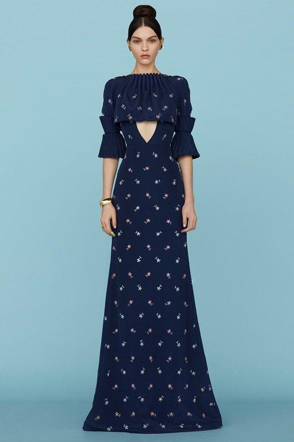 Ανοιξιάτικα φορέματα από τη συλλογή της Ulyana Sergeenko - dona.gr