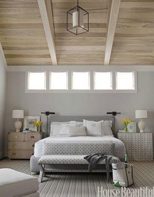 grey bedroom beauty