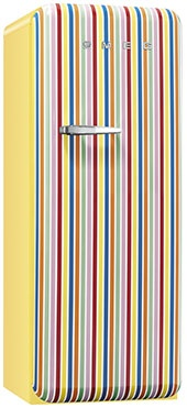 50's style fridge by SMEG (Italy)