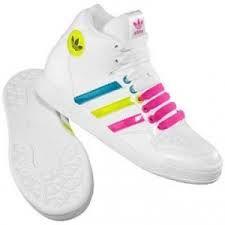 Adidas Tenis Bota Mujer