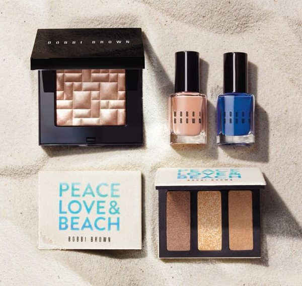 Bobbi Brown Peace Love & Beach Collection Summer 2017