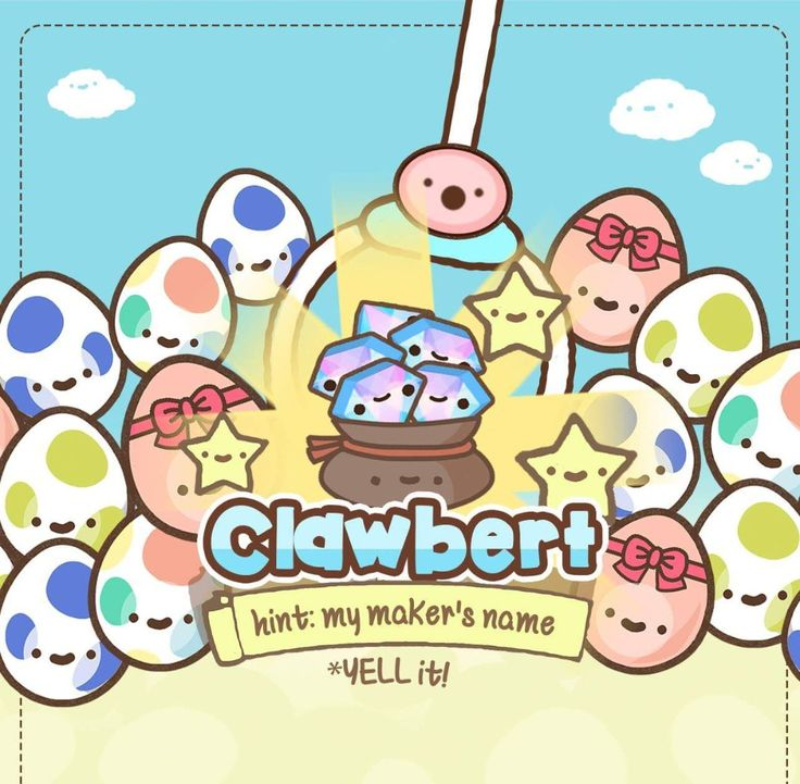 Magic Word: bow3games #clawbert #magicword #code