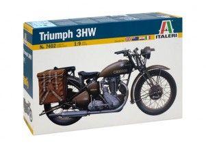 Triumph 3HW scala 1:9