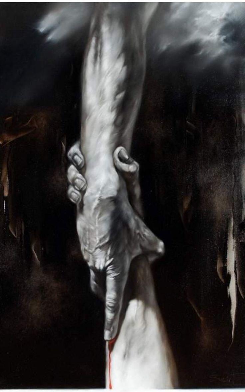 """""""No temas, que Yo estoy contigo..."""" (Isaías 43.5)... La mano de Jesús te sostiene HOY, te sostendrá MAÑANA, te sostendrá SIEMPRE!!!"""