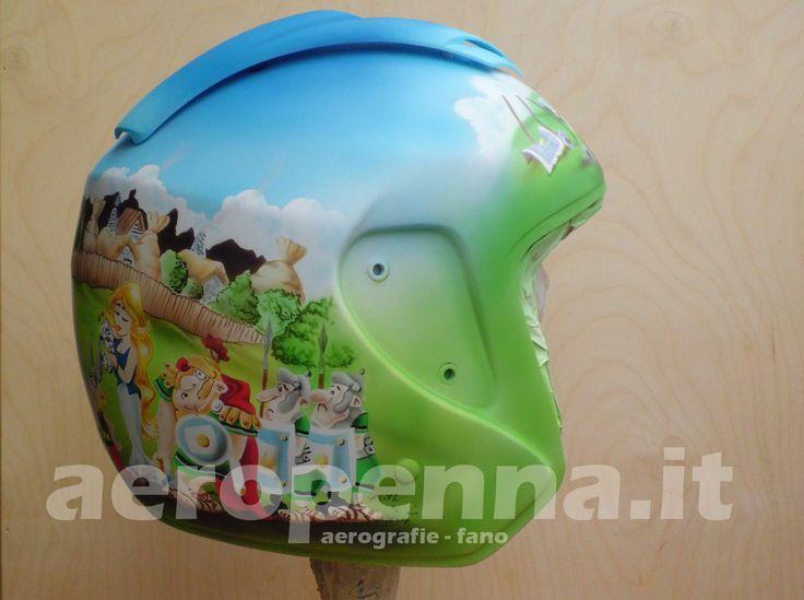 airbrush helmets