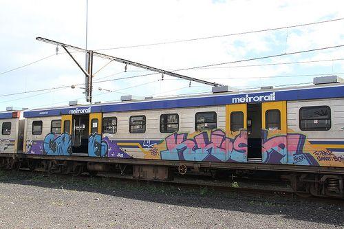 salt river train yard. cape town. south africa.