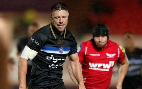 Rhys Priestland boots Bath to Champions Cup victory against Scarlets