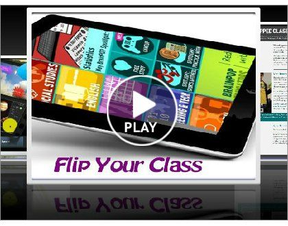 Tons of flipped classroom resources & actual teacher created video examples.