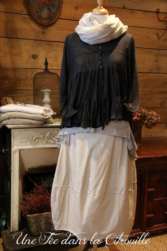 Vetements style shabby chic for Tenue shabby chic