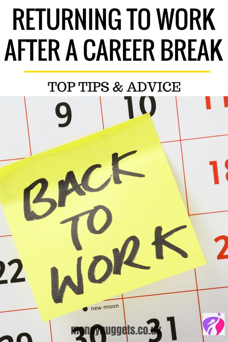 Are you returning to work after a career break? Going back to work after a career break can be tricky very daunting. These inspirational tips and advice from Empowerment coach Sue Curr will help you transition confidently.