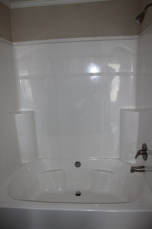 Nice large garden tub shower combo pinteres for Garden bathtub shower combo