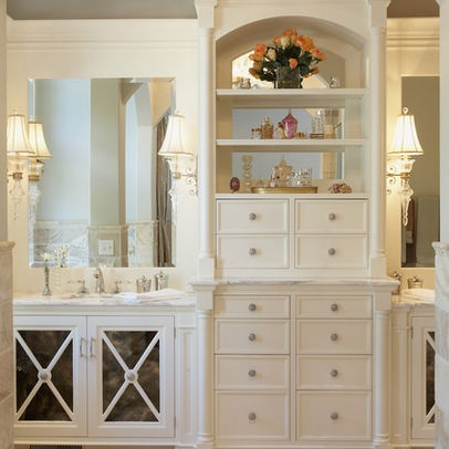 Bathroom Ivory White Benjamin Moore Design Ideas, Pictures, Remodel, and Decor