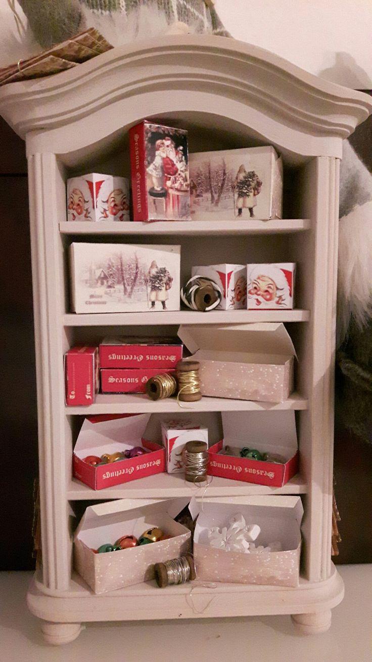 Kleiner Weihnachtsshop * Ideen-Meile by Sandra Schlüter