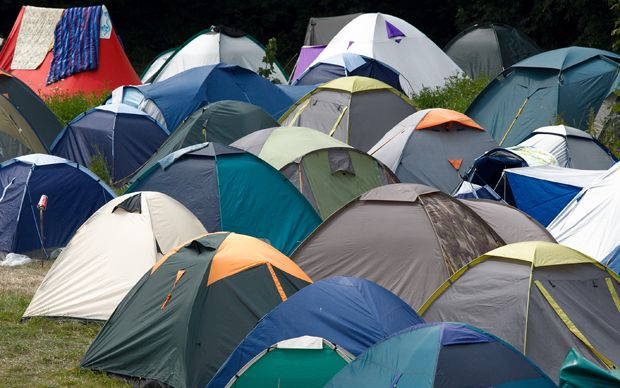 Camping at Le Mans: You can have a fantastic weekend at Le Mans 24 Hours and never see a single racing car. Read this survival guide for top camping tips