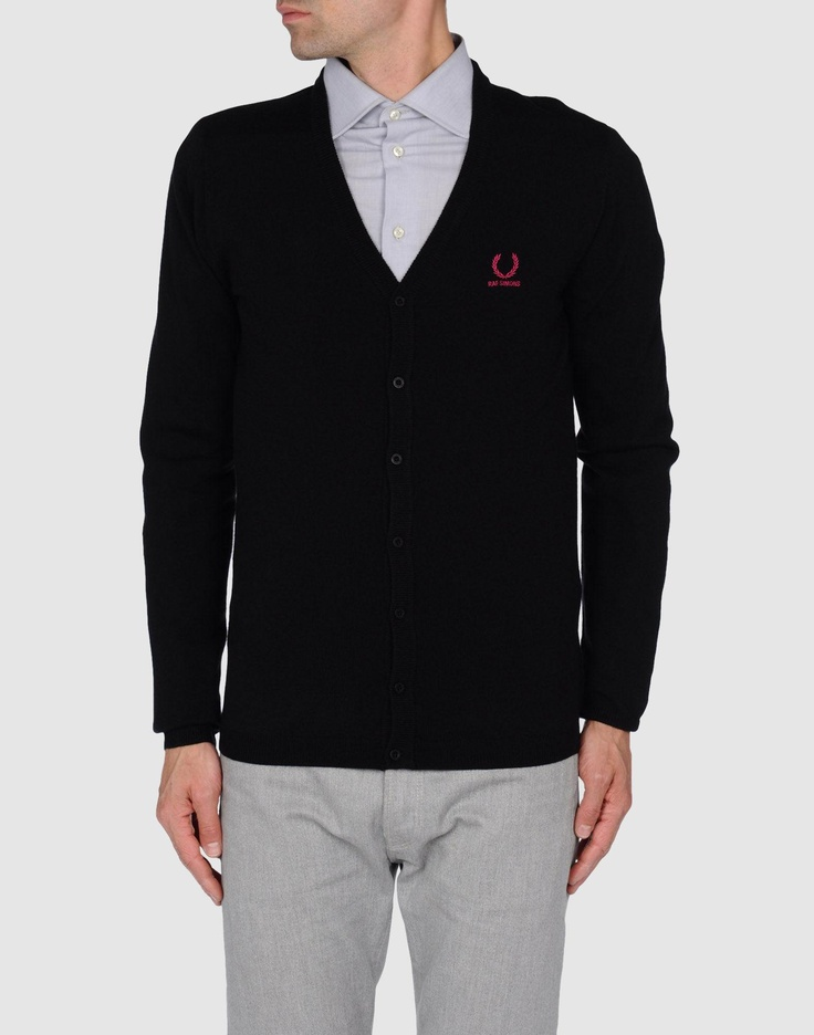 Raf Simons Fred Perry Cardigans -  by RAF SIMONS FRED PERRY