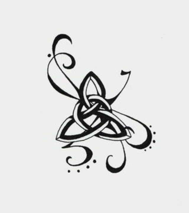 Celtic symbols for inner strength for Tattoo representing strength