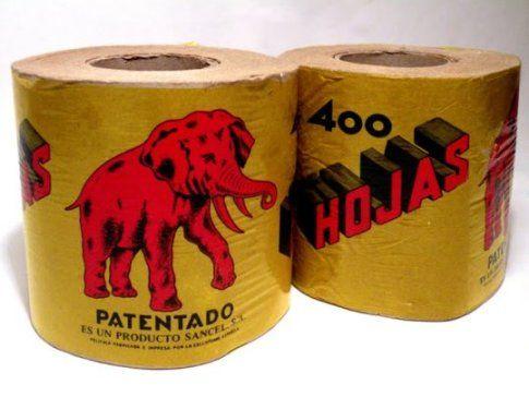 Paper de W.C. El Elefante...                                                                                                                                                                                 Más