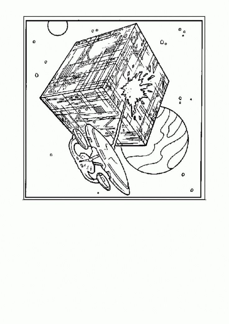 Pin By Danilu Traconis On In Memory Of All In Star Trek Star Coloring Pages Coloring Book Pages Coloring Books