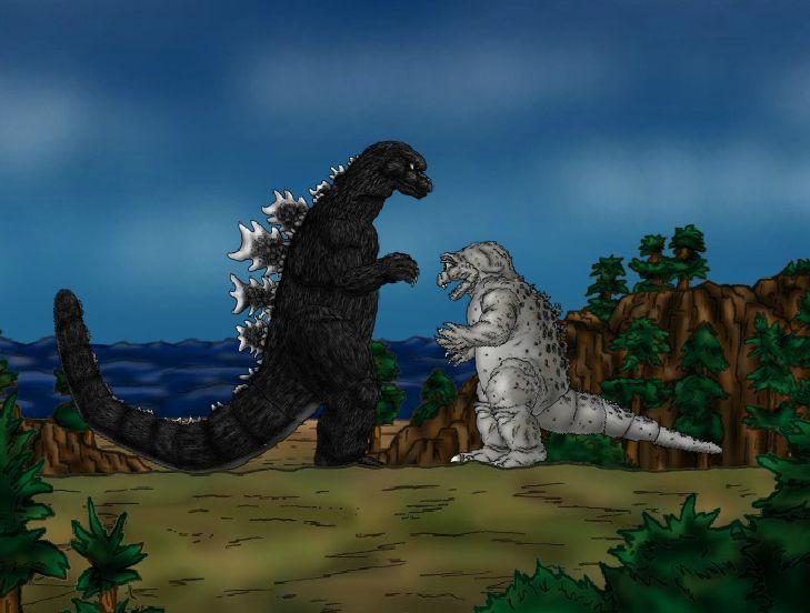 Son of Godzilla [1967] by Ltdtaylor1970 on DeviantArt