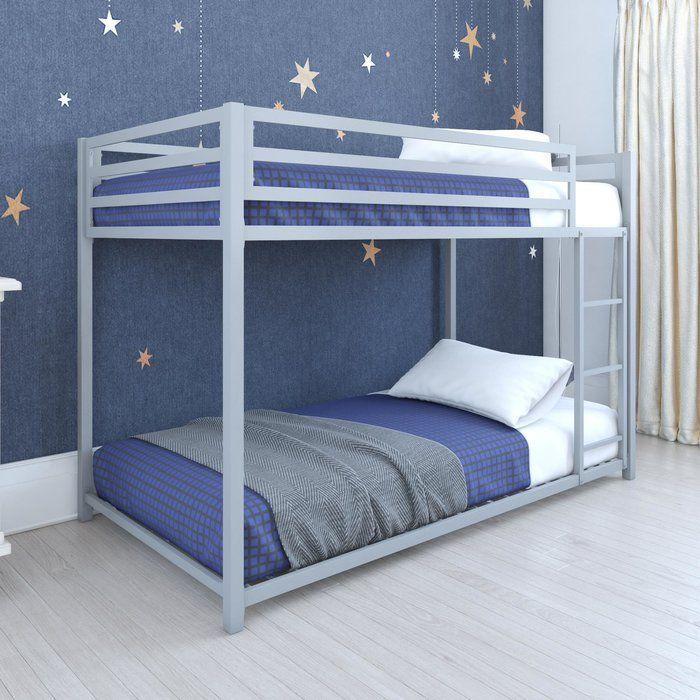 Simoneau Bunk Bed Modern Bunk Beds Bunk Beds Bunk Beds For Girls Room