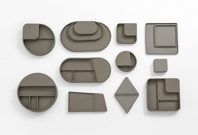 Charge Trays : Layer