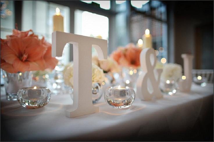 Pretty wedding details / nealejames.com