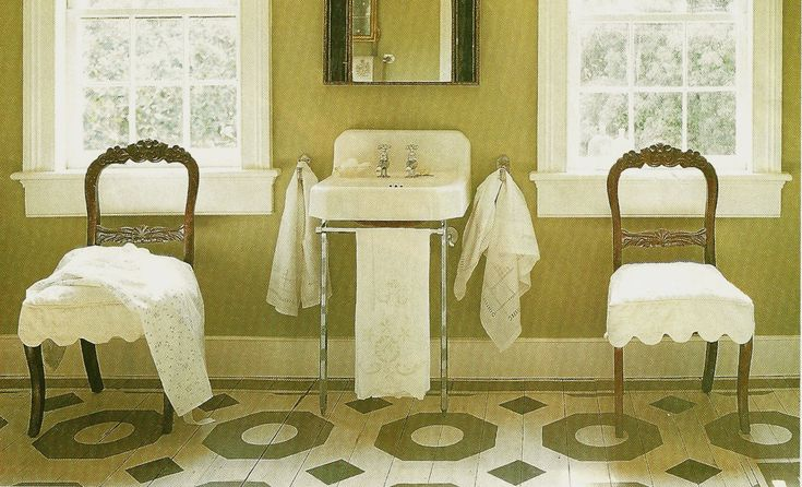 26 best images about painted porch floors on pinterest for Bathroom stencils designs