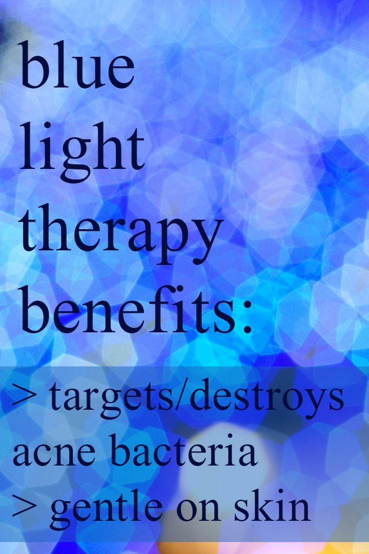 Blue LED light therapy is highly recommended for acne patients. Treatment available at Purely Skin spa in Dupont. http://www.purelyskin.biz/advanced-skin-treatments/blue-led-light-therapy/