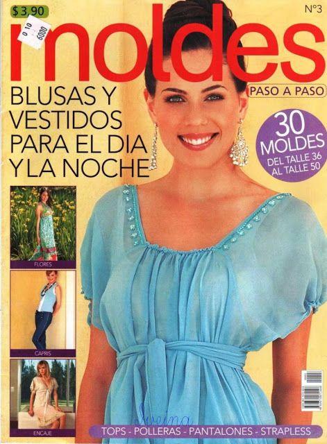 Moldes Nº 3 - Beatriz M. Mellado - Picasa Web Albums