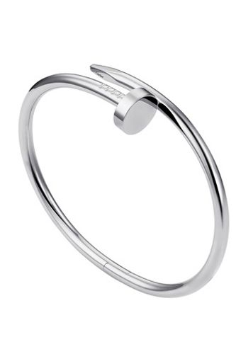 Cartier's New IT Bracelet....Nails!  Very cool...would love one of these! ;-)