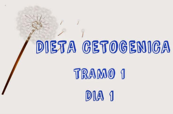 Empiezo Dieta: DIA 1 - TRAMO 1 - DIETA CETOGENICA