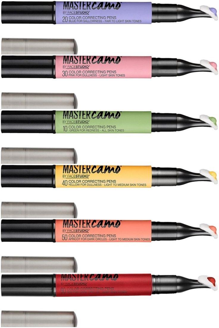 Maybelline Master Camo Color Correcting Pen