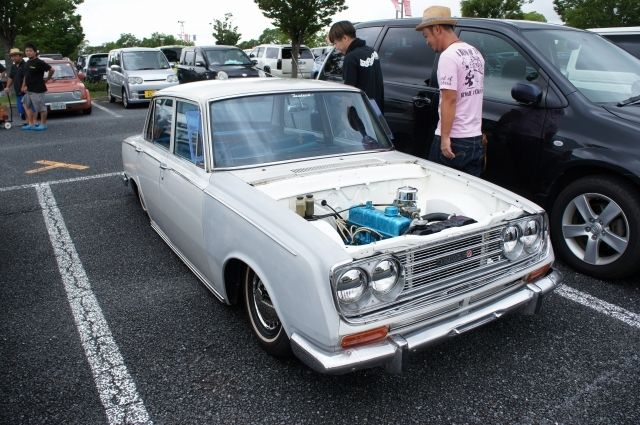 TOYOTA CORONA T40 | Lowered, Slammed, JDM