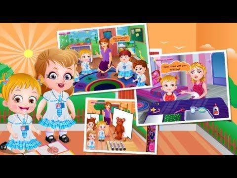 ❤️👶 Baby Hazel Learns Seasons |❤️ Preschool games |❤️ Learning Seasons |...