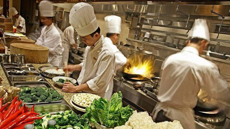 Kitchen - Four Seasons Hotel Macau