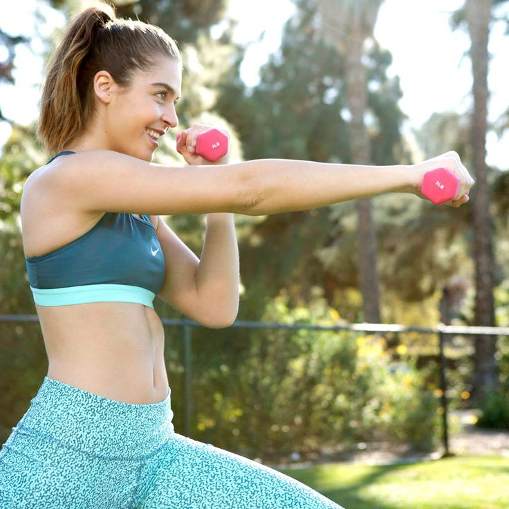 Armpit Fat Exercises | POPSUGAR Fitness