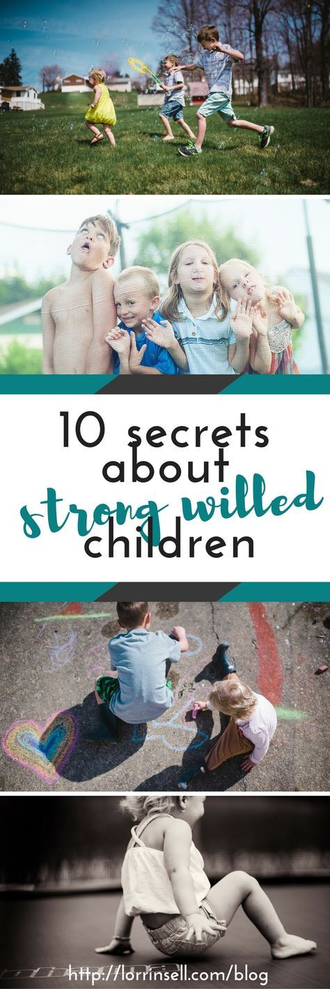 raising a strong willed child is no joke. here are 10 things i have learned about strong willed children