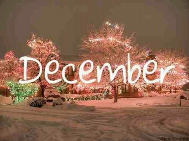 December <3 canada for christmas! first white christmas ever