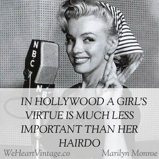 Marilyn Monroe Photos And Quotes
