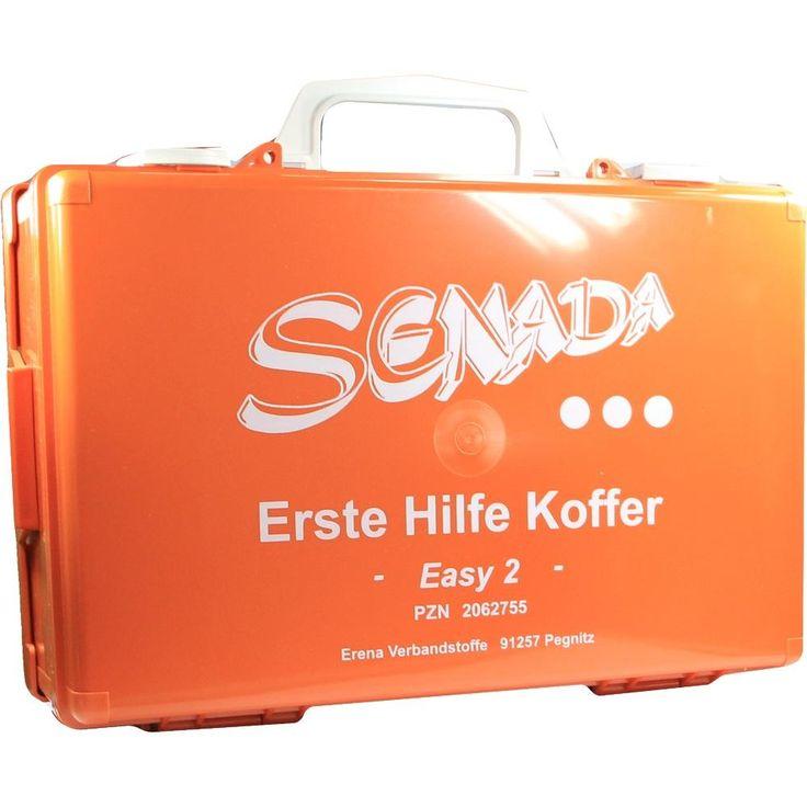 SENADA Koffer Easy 2:   Packungsinhalt: 1 St PZN: 02062755 Hersteller: ERENA Verbandstoffe GmbH & Co. KG Preis: 42,44 EUR inkl. 19 %…