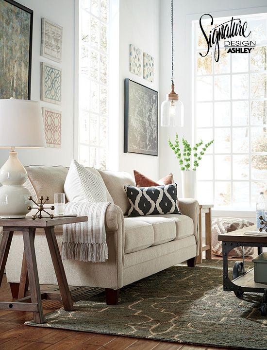 77 Best Living Room Images On Pinterest Signature Design