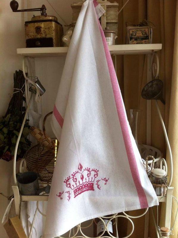royal tea towel