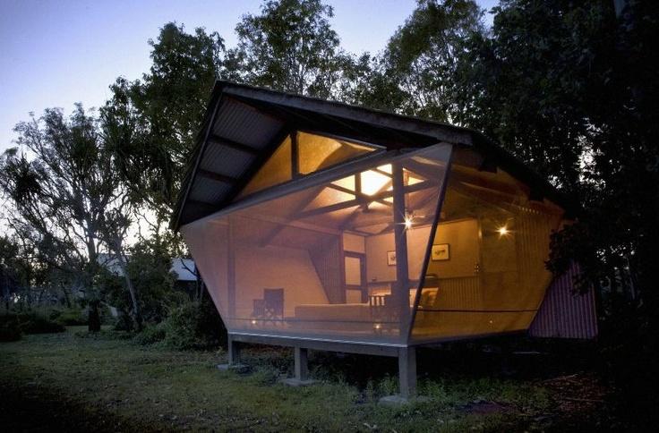 bamurru plains bungalow near Kakadu National Park