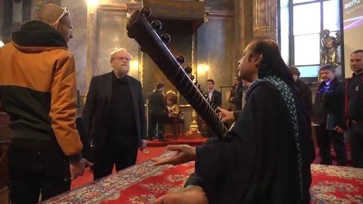 Szent Efrém férfikar - keresztény muszlim zenei párbeszéd