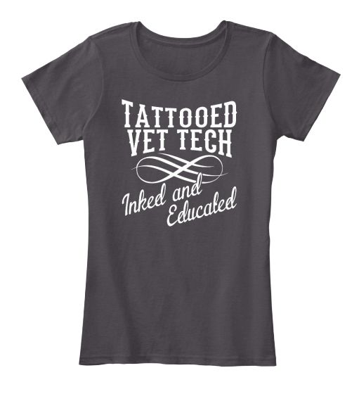 Limited Edition: Tattooed Vet Tech